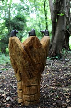 vogelbrunnen
